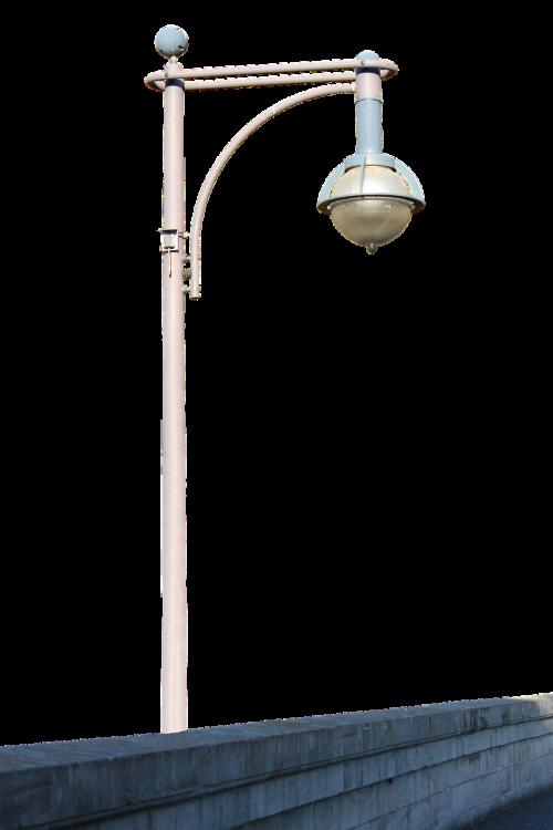 lantern barrier wall edersee