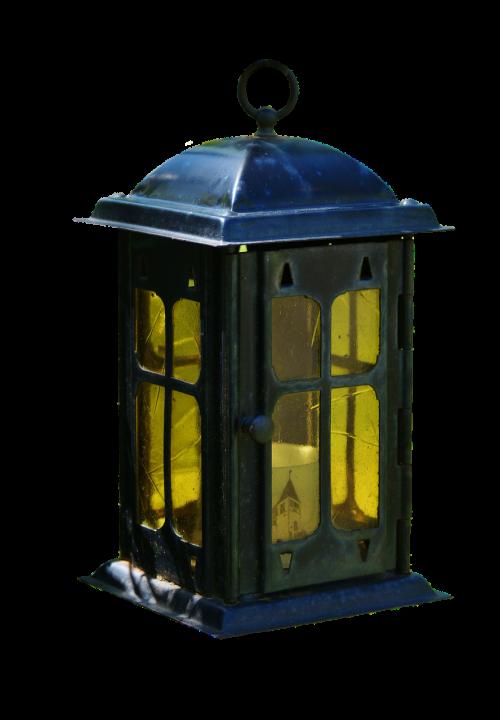 lantern grave light grave lamp