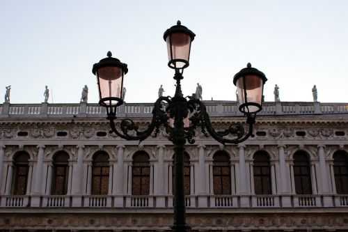 lantern historically st mark's square