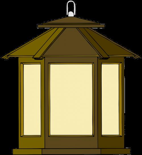 lantern illuminate light