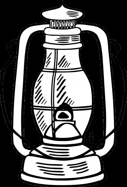 lantern oil lamp kerosene lantern