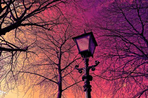 lantern streetlamp lamppost