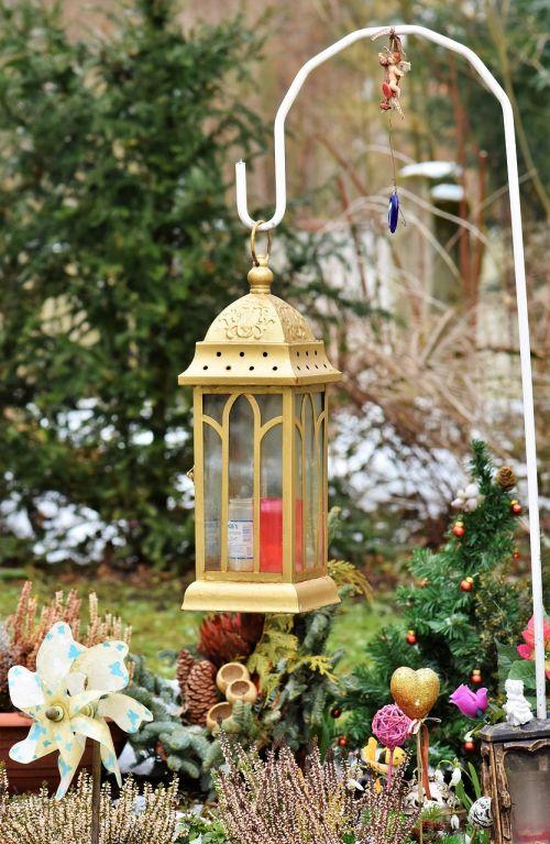 lantern grave light lamp