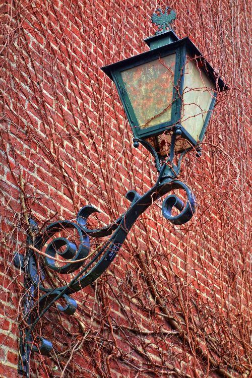 lantern lamp facade lamp
