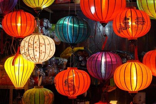 lantern  balloon  ornament