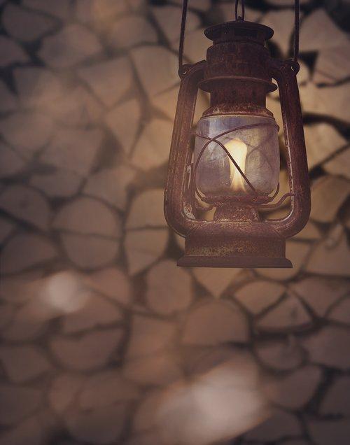 lantern  mood  lamp