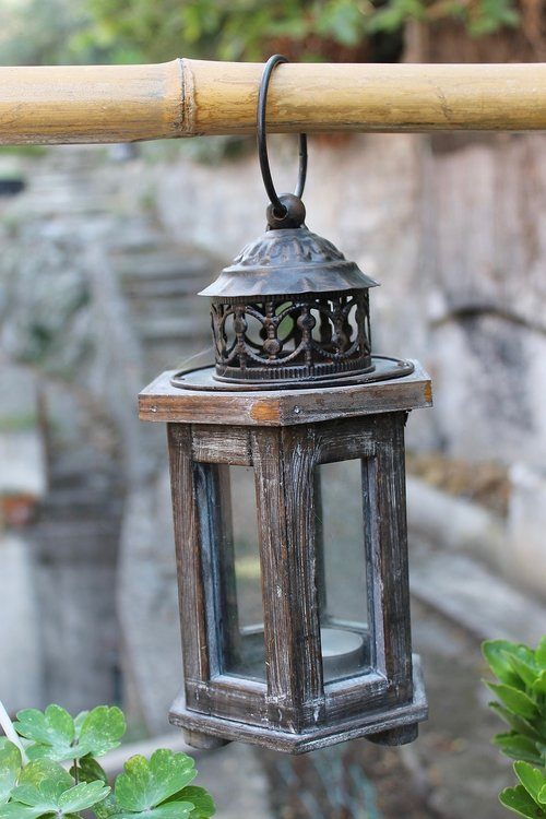 lantern  light  decoration