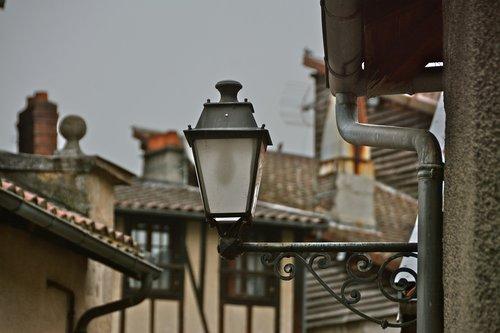 lantern  floor lamp  street