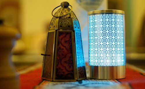 lantern  ramadan  kareem