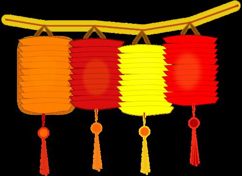 lanterns paper chinese lanterns