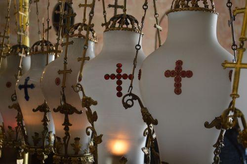 lanterns jerusalem holy