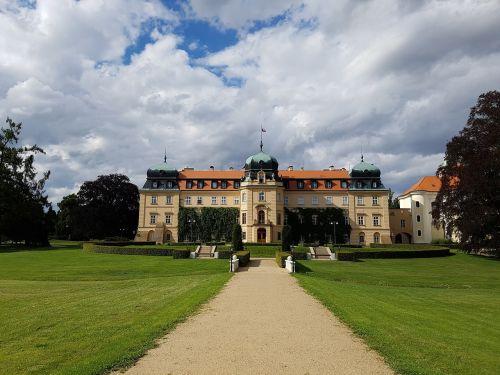 lány castle bohemia
