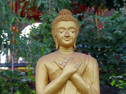 laos luang prabang buddha