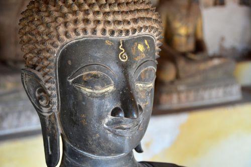 laos vientiane buddha