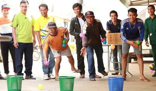 laos  vientiane  mekong hotel