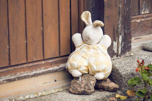 Rabbit In Fabrics