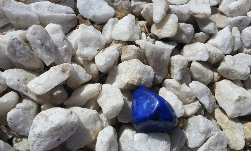lapis lazuli precious stones blue