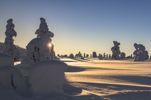 lapland winter jeris