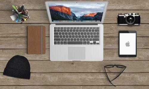 laptop tablet desk top