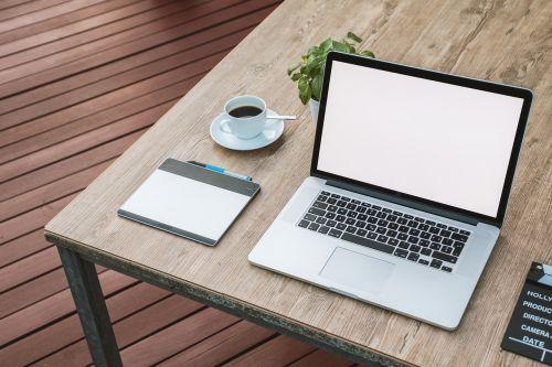 laptop notebook work