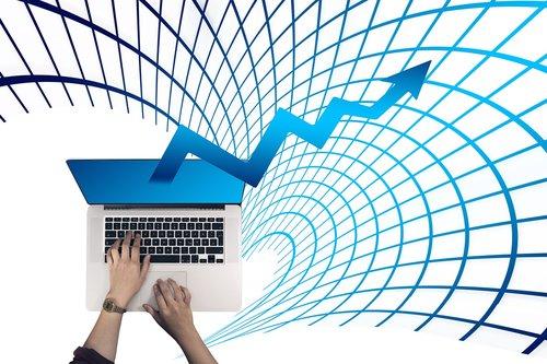 laptop  startup  company