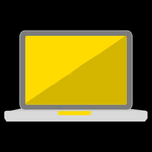 laptop  vector laptop  design