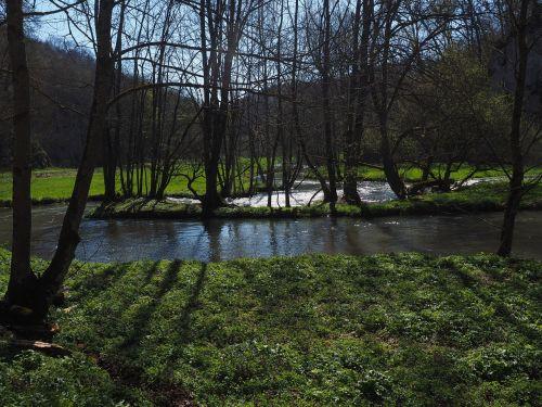 large lautertal louder river