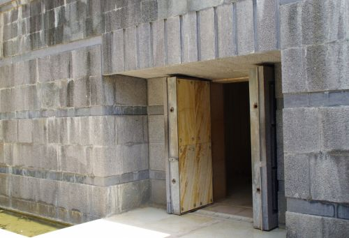 Large Solid Crypt Doors