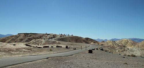 las vegas viewpoint desert