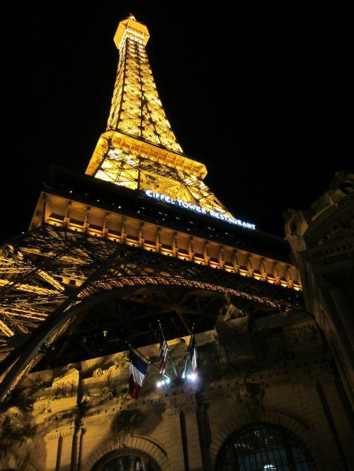 las vegas strip paris hotel
