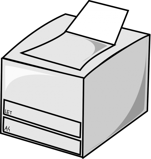 laser printer hardware