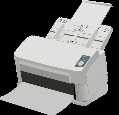 laser printer printer electrophotographic printer