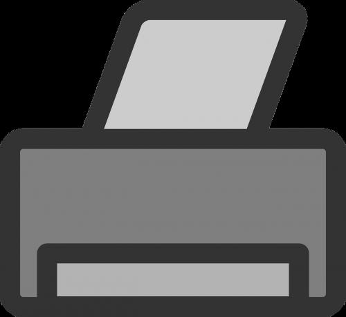 laser printer scanner peripheral machine