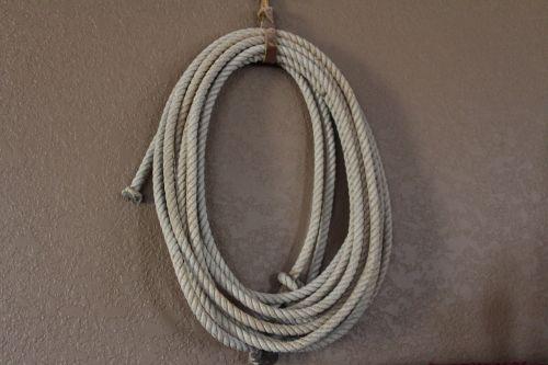 lasso cowboy rope
