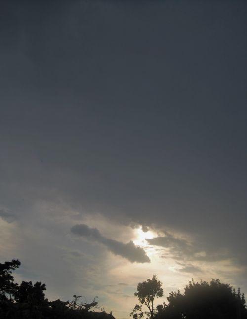 Last Light After Thunderstorm