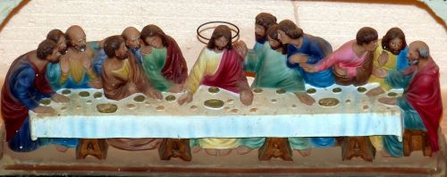 last supper passion christianity