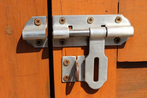 latch lock lock latch