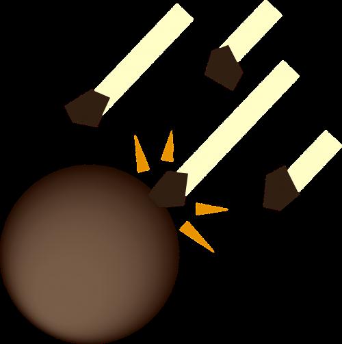 late heavy bombardment earth meteorite