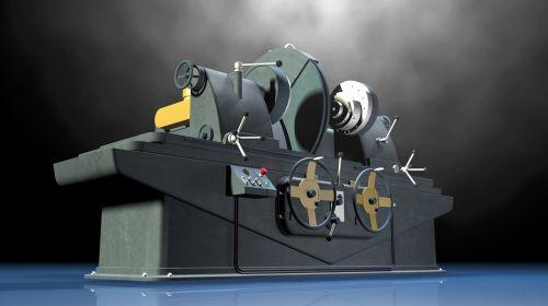 lathe grinding machine industry
