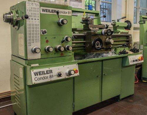 lathe  industry  mechanical engineering