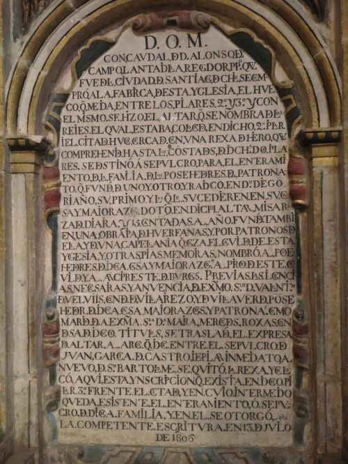latin church spain