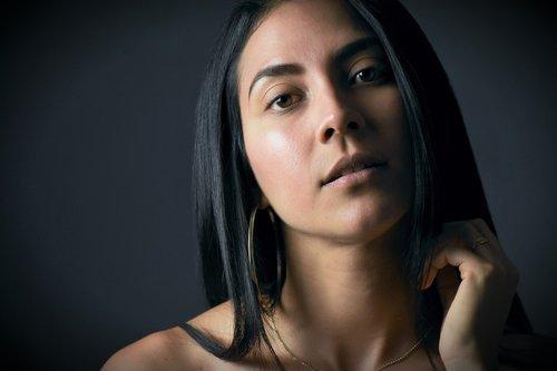 latin  women  girl