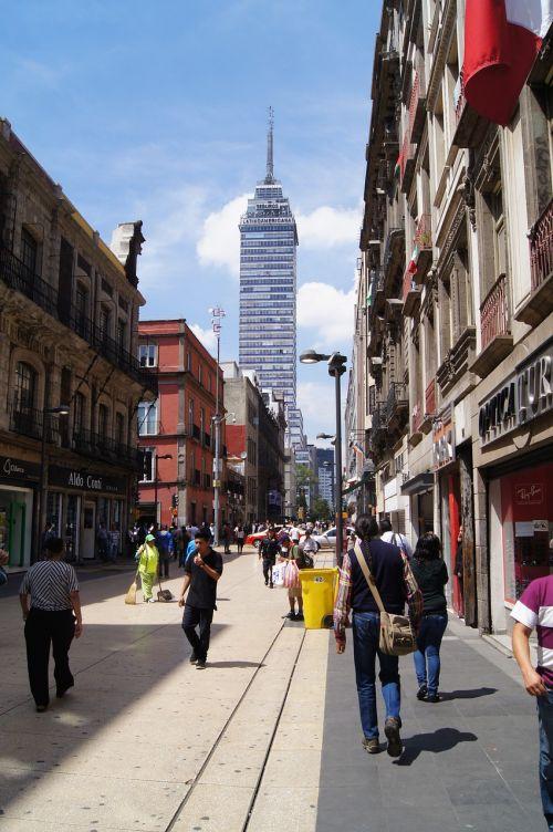 latin american tower tower latin american