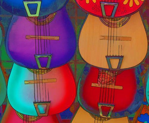 Latin Guitars