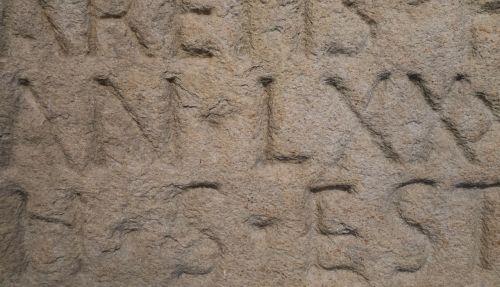 latino stone tombstone