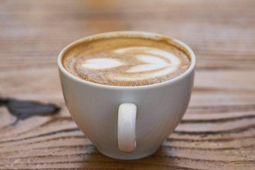 latte  foam  milk