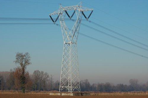 lattice  high voltage  trellises