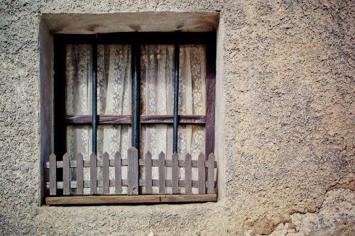 lattice windows fence wall