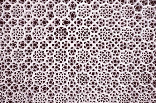 Latticed Pattern