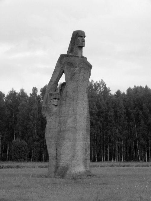 latvia riga commemorate